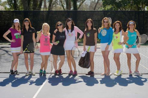Idealny strój do tenisa. Część 1